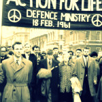 people have protesting against wmd for decades