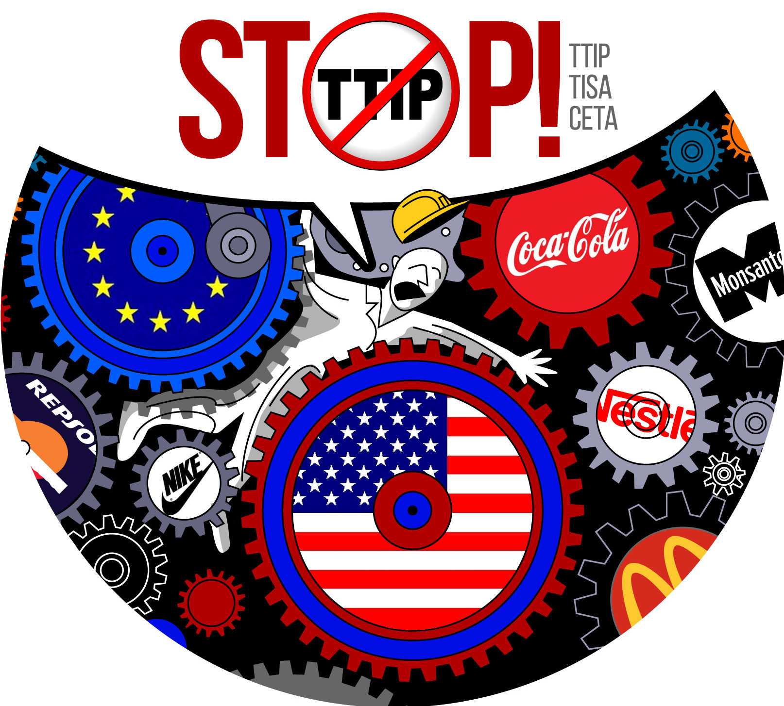 TTIP – What's it all about?