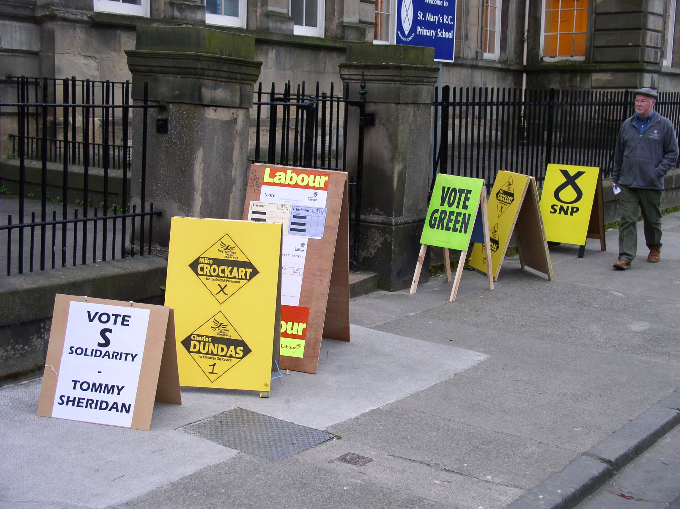 But how does Vote till you Boak work?