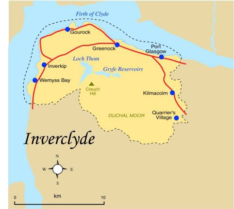 Inverclyde – A Labour Party Fiefdom – 50+ Years of Misrule – The Good People Of the Region Are Entitled to Good Governance- Seize the Day in May – Vote SNP