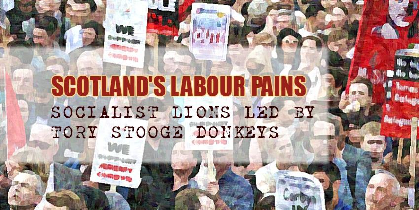 Scotland's Labour Pains