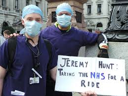 Trust me Mr Hunt, I'm an NHS patient