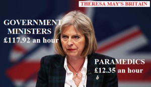 "Desperate, underpaid NHS paramedic tells Theresa May: ""I've seen things no one should have to witness"""