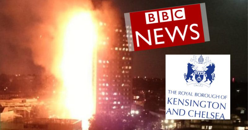 What The MSM Isn't Telling You About The Grenfell Tower Blaze