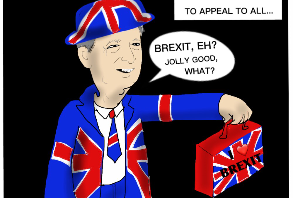 Why should the EU even care……