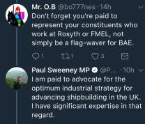 Scottish Labour summed up in a Tweet!