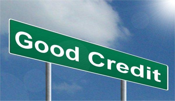 Credit the Good Economy