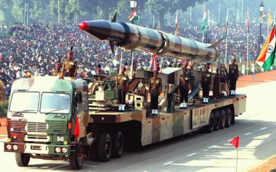 India fired two Nuclear Capable Ballistic Missile in the last Week