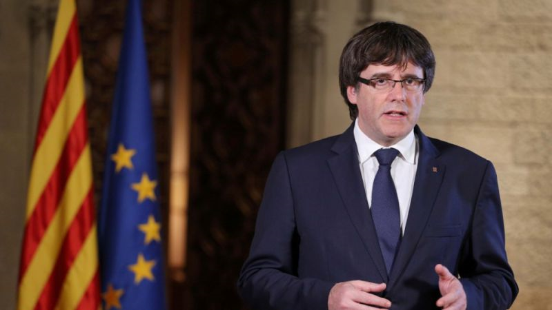 Pro-independence Agreement on Puigdemont's Investiture in the Coming Days