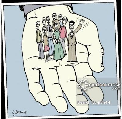 A Handful of Idiots …