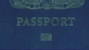 A True-blue Passport