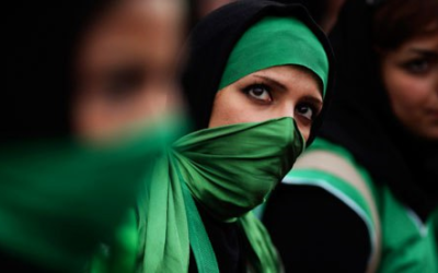 What is the Green Movement in Iran and how successful was it?